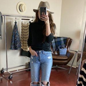(ANN TAYLOR LOFT) Petite Turtleneck Sweater
